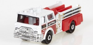 mb964 Mack CF Pumper