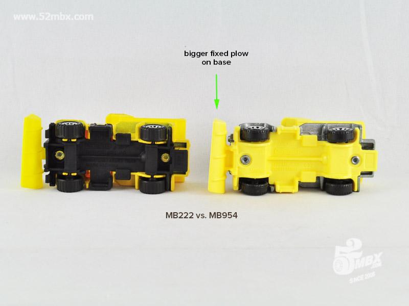 mb-222 vs mb-954 -03