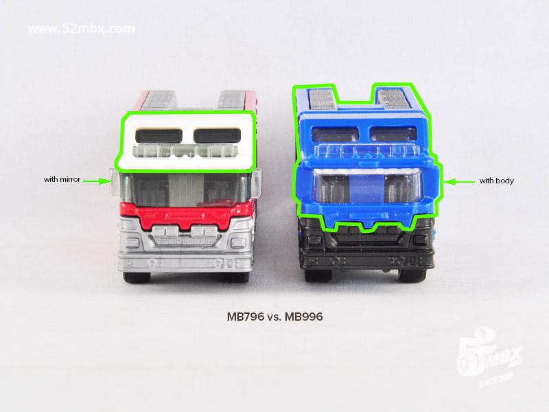mb-796 vs mb-996 -02
