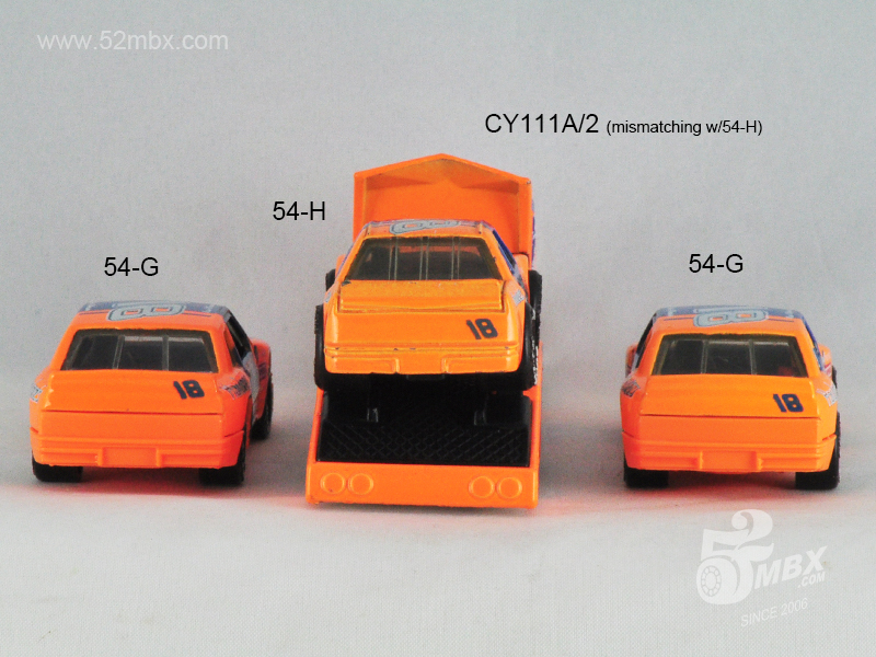 CY111A/2 mismatching with 54-H (from rear part). Picture by chenly75