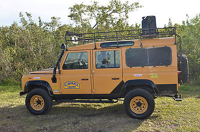 Land Rover Defender 110 - 200TDI - 1990 Camel Trophy. Picture from topclassiccarsforsale.com.