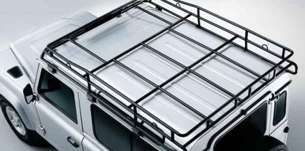 Land Rover Expedition Roof Rack System - VPLDR0065 (for 110/130). Picture from www.landrover.com. Thank you!